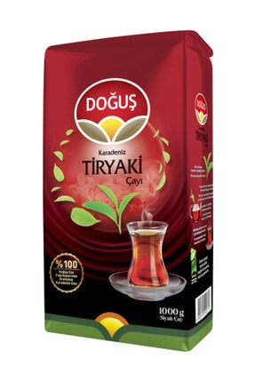 Doğuş Tiryaki Çay 1000 gr 0