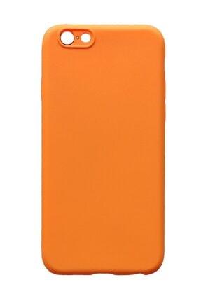 mtncover Iphone 6 Için Düz Renk Yumuşak Silikon Kılıf 0