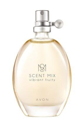 Avon Scent Mix Vibrant Fruity Edt 30 ml Kadın Parfümü 5050136588434 0
