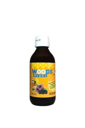 Woops Plus Saf Propolis, Kara Mürver (sambucus Nigra) Ekstresi, C Vitamini, Beta Glukan, Üzüm Tohumu 1