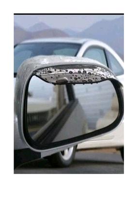 AutoFresh Citroen Gs Uyumlu Yan Ayna Yağmur Koruyucu Rüzgarlık - Tuning Modifiye Aksesuar Rüzgarlık 0