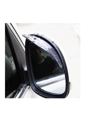 AutoFresh Citroen Zx Uyumlu Yan Ayna Yağmur Koruyucu Rüzgarlık - Tuning Modifiye Aksesuar Rüzgarlık 0