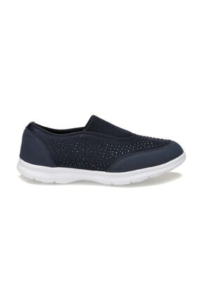 Butigo CS18116-19IY Lacivert Kadın Slip On Ayakkabı 100352232 0