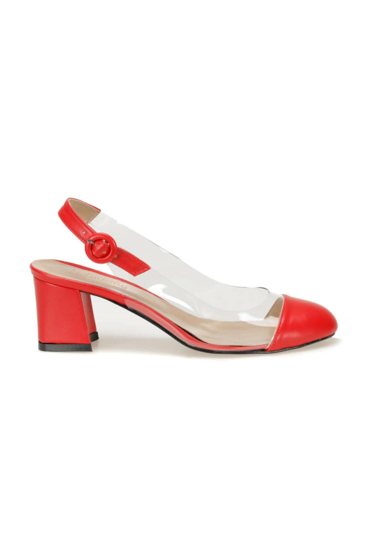 Butigo Kırmızı Kadın Sneaker
