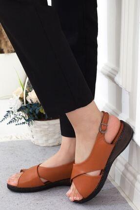 Adım Adım Kadın Düz Sandalet 1