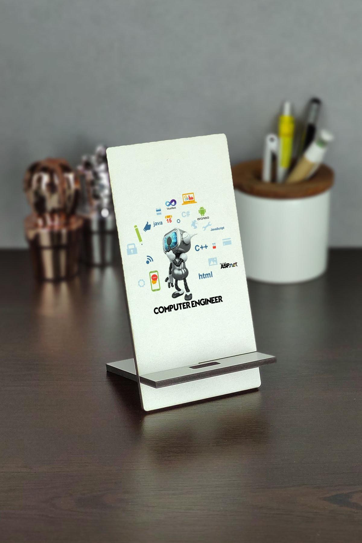 Computer Engineer Telefon Standı