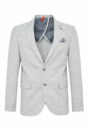 Defacto Erkek Bej Slim Fit Blazer Ceket N6032AZ.20SM.BG26 0
