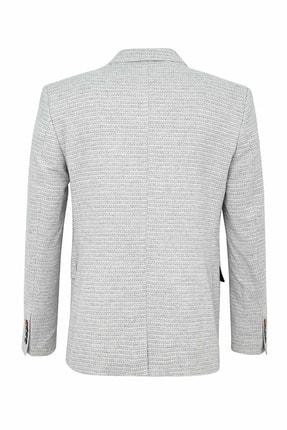 Defacto Erkek Bej Slim Fit Blazer Ceket N6032AZ.20SM.BG26 1