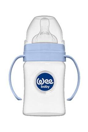 Wee Baby 790 Kulplu Geniş Ağızlı PP Biberon 150 ml 0
