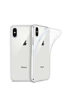 Dijimedia Apple Iphone X/xs Kılıf Ultra Ince Silikon Arka Kapak Imax Şeffaf 0