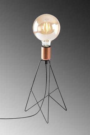 Opviq Özel Tasarım Lüx Masa Lambası - Piramit-NT-142 3