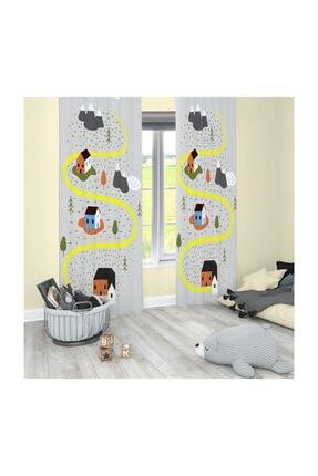Bebişim Halı Bebişim Yol Bh2352 70x240 Çocuk Odası Fon Perde 0