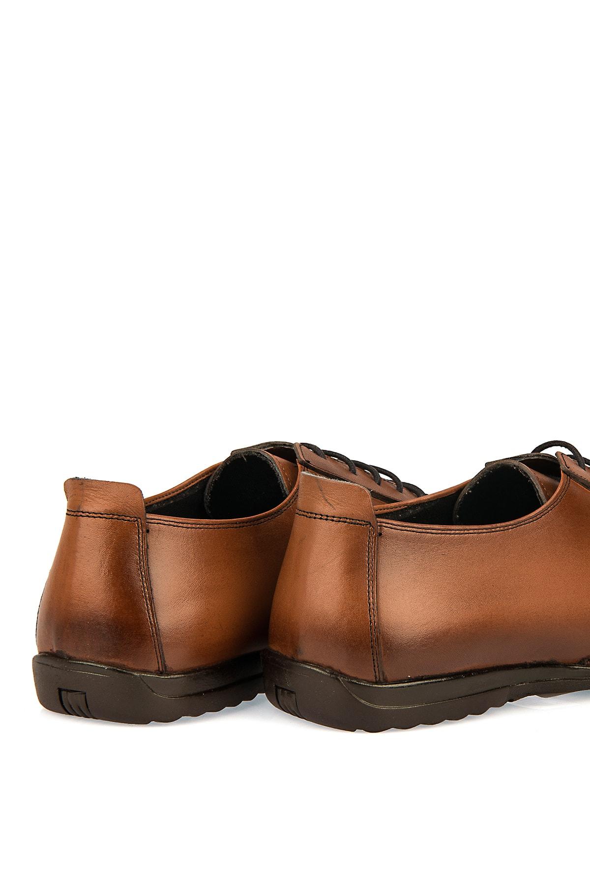 Ziya Hakiki Deri Taba Erkek Ayakkabı 101415 485046 3