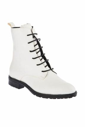 Fox Shoes Beyaz Kadın Bot E288496009 4