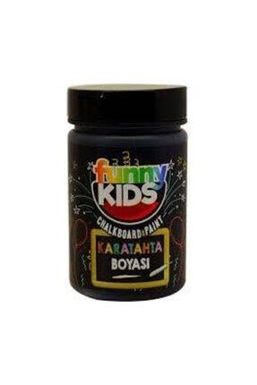 funny kids Kara Tahta Boyası 100 Cc. Siyah 0