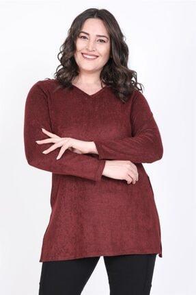 Kadın V Yaka Tunik resmi