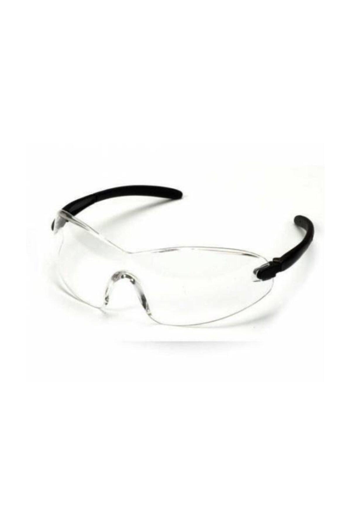Se2211 Şeffaf Camlı Koruyucu Gözlük