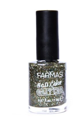 Farmasi Nail Color Oje 11 Ml. Gl 06 Greeny Glow 0