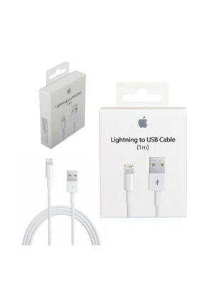 Gate Apple Iphone Uyumlu Orjinal Kutulu Şarj Aleti Usb Lightning Data Kablosu 5 6 7 S Plus Uyumlu 1
