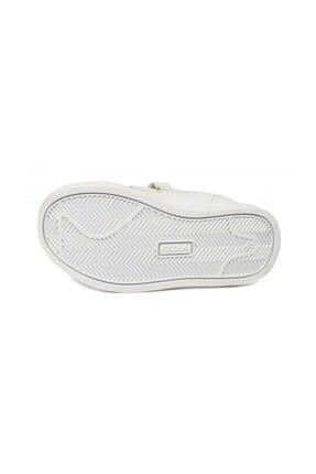 Vicco Kız Çoçuk Beyaz Oyo Işıklı Spor Ayakkabı 4