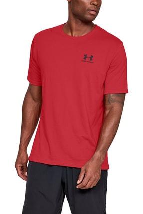 Under Armour Erkek Spor T-Shirt - Ua Sportstyle Lc Ss - 1326799-600 0
