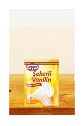 Dr. Oetker Şekerli Vanilin 10*5gr Glutensiz 0