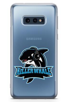 Melefoni Samsung Galaxy S10e Kılıf Gamer Oyuncu Serisi Dahlia 0
