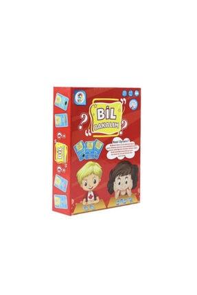 Stolz Bil Bakalım Eğitici Eğlenceli Aile Oyunu 0