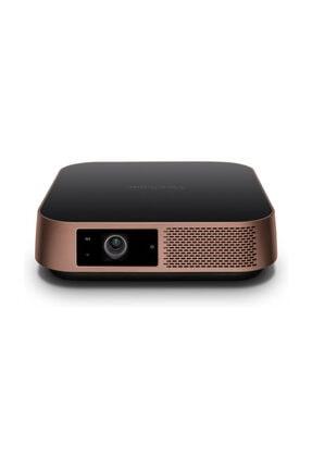 ViewSonic M2 1920X1080 500 ANSI 3.000.000:1 Smart Taşınabilir Harman Kardon Hoparlörlü LED Projeksiyon Cihazı 0