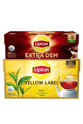 Lipton Demlik Poşet Çay