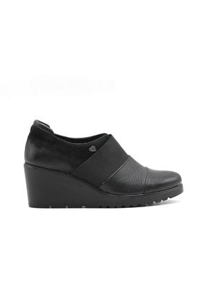 تصویر از 664301 Kadın Günlük Hakiki Deri Ayakkabı