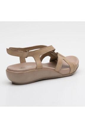Zeynep Sıradağlı Orfeo Sandalet Kum 2