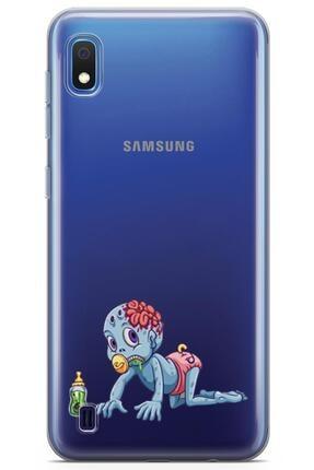 Melefoni Samsung Galaxy A10 Kılıf Zombie Serisi Tatum 0