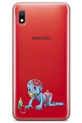 Melefoni Samsung Galaxy A10 Kılıf Zombie Serisi Tatum 1