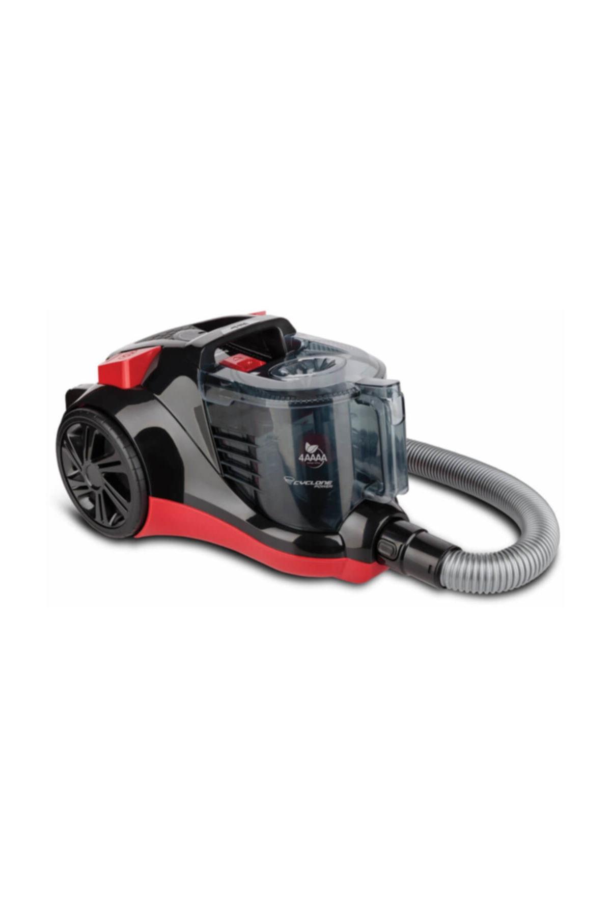 Ranger Electronic Toz Torbasiz Elektrikli Süpürge Siyah 890 W 4AAAA