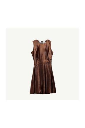 Sırt Detaylı Elbise 0YKEL7127X