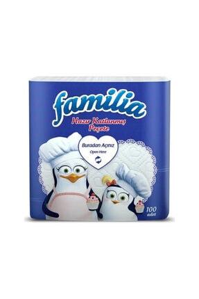 Familia 100'lü Katlamalı Peçete 0