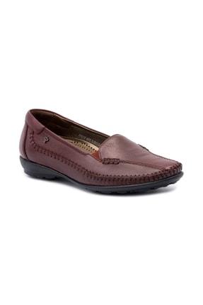 Forelli Kadın Günlük Hakiki Deri Ayakkabı 33005 1