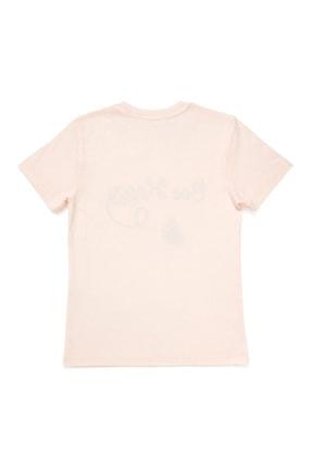 Katia & Bony Kız Çocuk Gül Pembe Bee Love Pijama Set 1