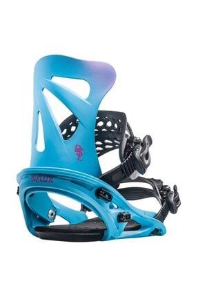 Flux Dsl Blue Snowboard Bağlama 0