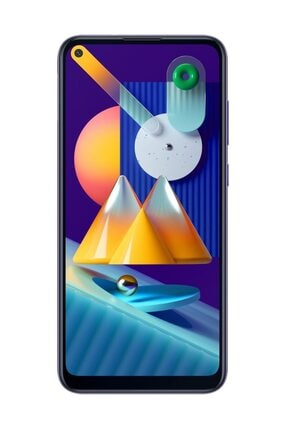 Samsung Galaxy M11 (Çift SIM) 32GB Menekşe Cep Telefonu (Samsung Türkiye Garantili) 0
