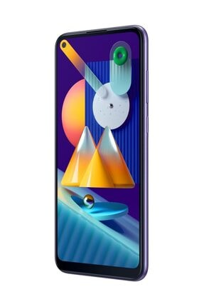 Samsung Galaxy M11 (Çift SIM) 32GB Menekşe Cep Telefonu (Samsung Türkiye Garantili) 4