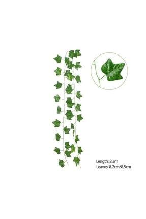 Nettenevime Yapay Sarmaşık Üçgen Yaprak Yapay Çiçek Dekoru 230cm 1