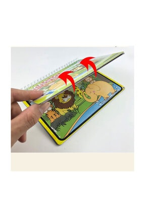 Esmay Sihirli Boyama Kitabı Magic Water Sulu Kalem Ile Boyama 128-1 4