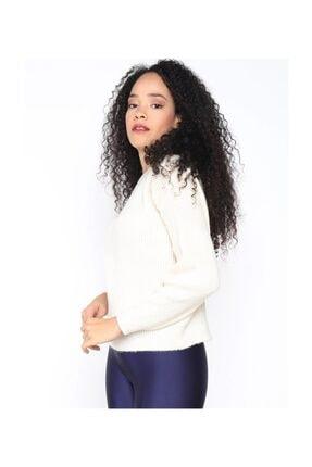 Twister Jeans Bt Bayan Triko 2204 Ekru 1