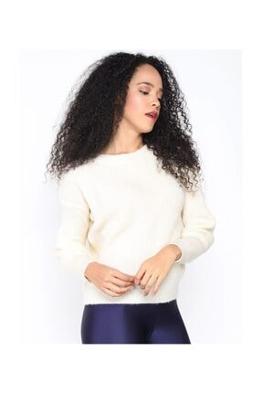Twister Jeans Bt Bayan Triko 2204 Ekru 2