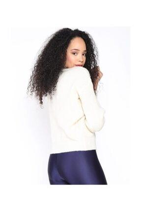 Twister Jeans Bt Bayan Triko 2204 Ekru 3