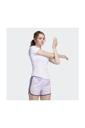 adidas Kadın Beyaz T-shirt Fm5812 Own The Run Tee 1