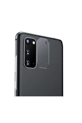 Benks Samsung Galaxy S20 Kamera Lens Koruyucu Cam 1