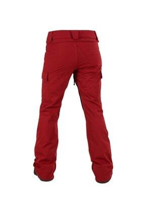 Volcom Robson Kadın Snowboard Pantolon Kırmızı 1